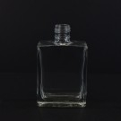 2 oz 18/415 Meta Clear Glass Bottle
