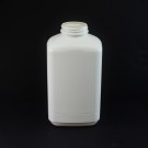 45oz 53/400 White Oblong Space Saver HDPE