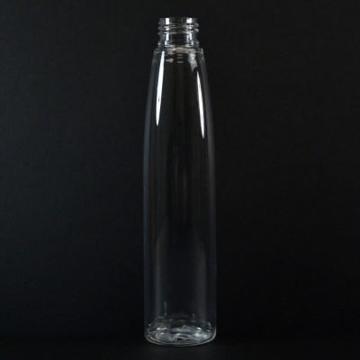 200 ML 24/410 Evolution Slim Round Clear PET Bottle