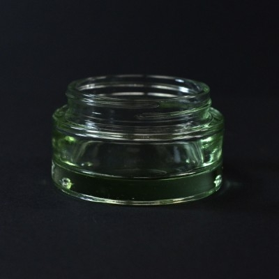 50 ML 58/400 Venus Infinity Recycled Glass Jar
