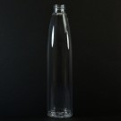 350 ML 24/410 Evolution Slim Round Clear PET Bottle
