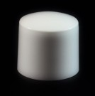24/410 White Convex Symmetrical Cap to 4 oz #201