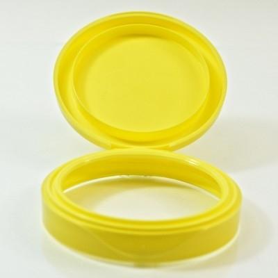 70/400 Yellow Symphony Jar Lid