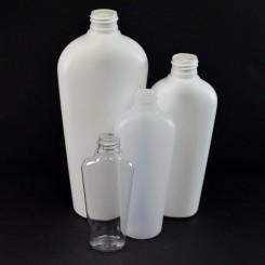 Vail Plastic Bottles
