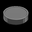 58/400 Black Phenolic Royal Cap F217