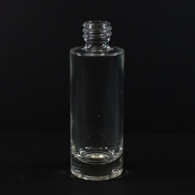 30 ml 18/415 Laura Clear Glass Bottle
